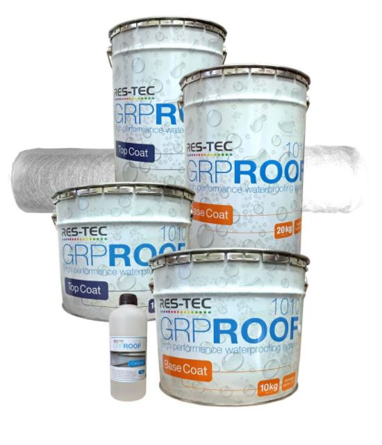 GRP Roof 1010 System Components