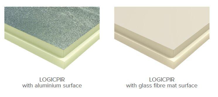 LOGICPIR Thermal Insulation Board
