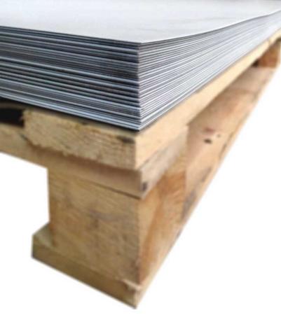 PVC Metal sheets