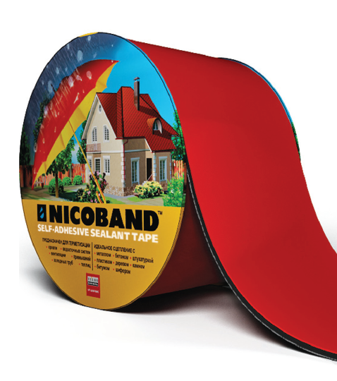 NICOBAND Self-Adhesive Sealing Tape