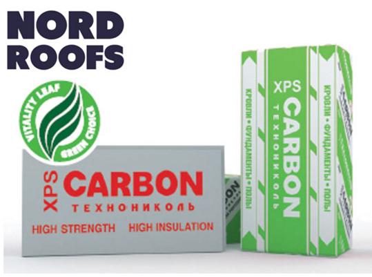 XPS TECHNONICOL CARBON ECO Insulation Material