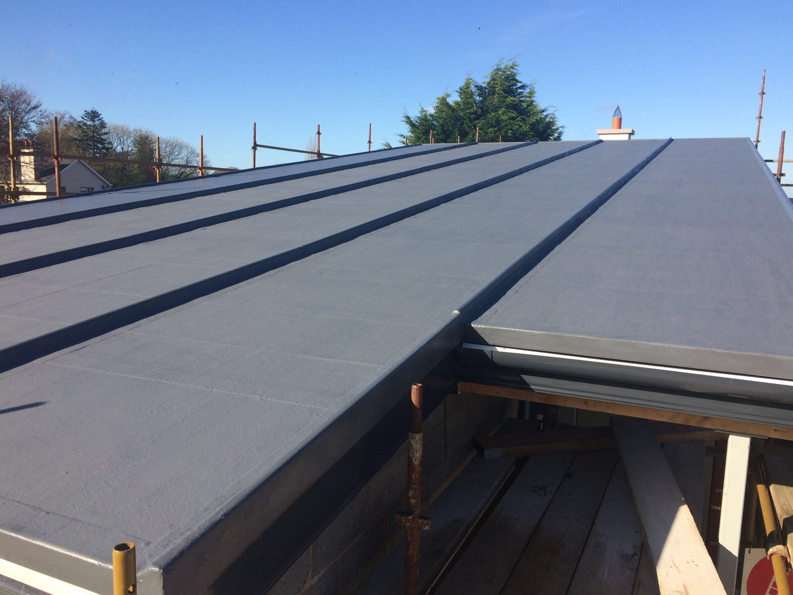 Fibreglass Roofing Products Supply And Installation For